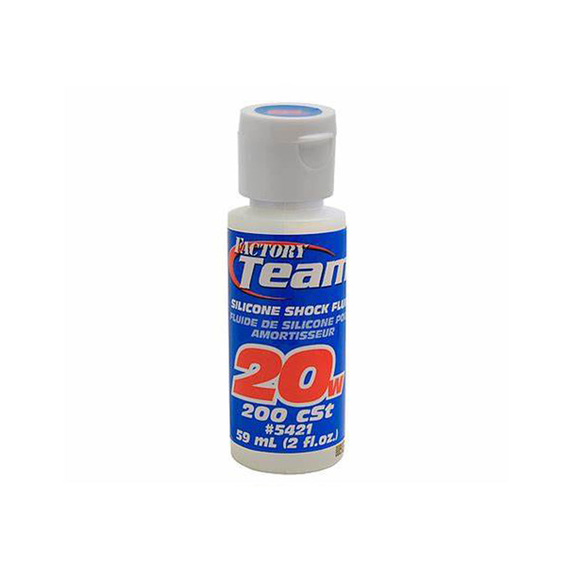 #AS5421 - Team Associated Silicone Shock Oil 20Wt (200cSt)