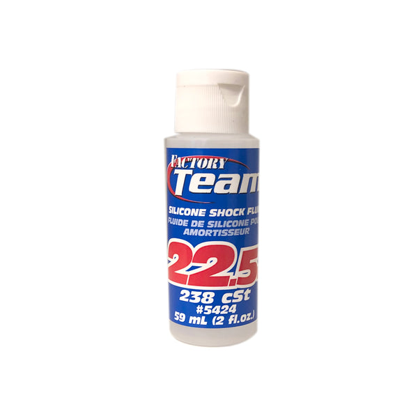 #AS5424 - Team Associated Silicone Shock Oil 22.5Wt (238Cst)