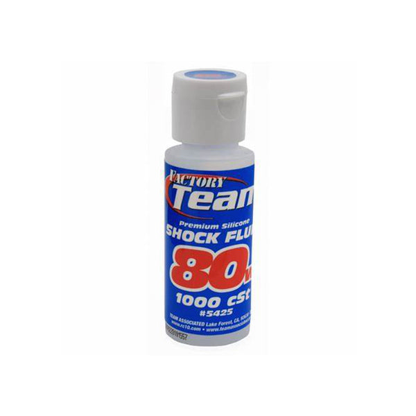 #AS5425 - Team Associated Silicone Shock Oil 80Wt (1000cSt)