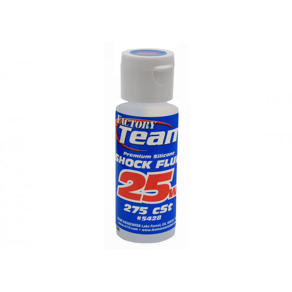 #AS5428 - Team Associated Silicone Shock Oil 25Wt (275cSt)