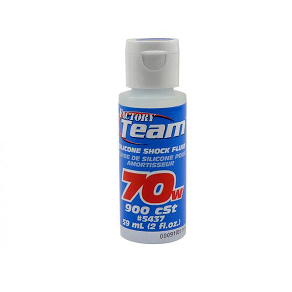 #AS5437 - Team Associated Silicone Shock Oil 70Wt (900cSt)