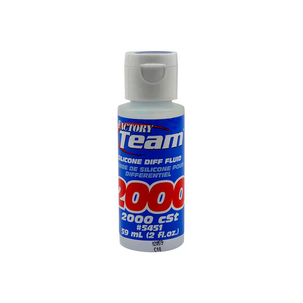 #AS5451 - Team Associated Silicone Diff Oil 2000cST