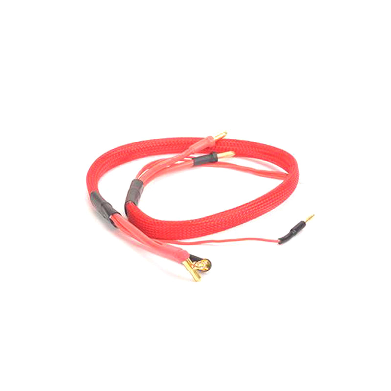 #MK2976R - Charge Leads XH2S Balance Port - Red