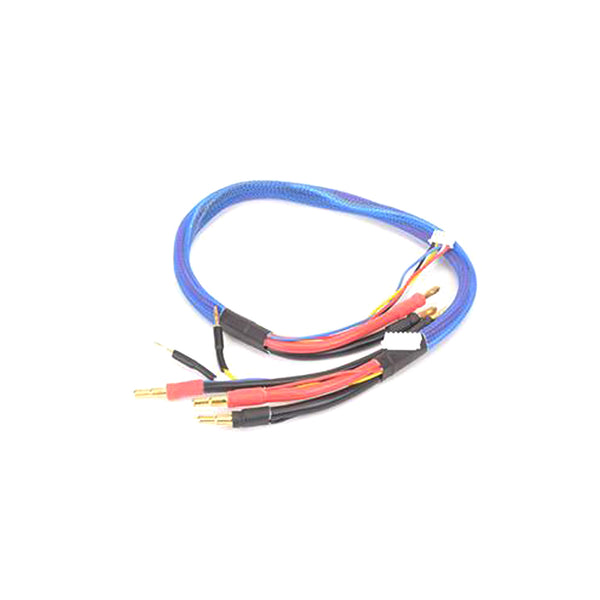 #MK5512BL - Charge Leads 2 x 2S - Blue