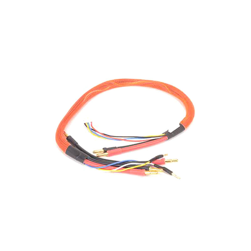 #MK5512O - Charge Leads 2 x 2S - Orange