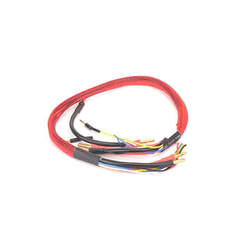#MK5512R - Charge Leads 2 x 2S - Red