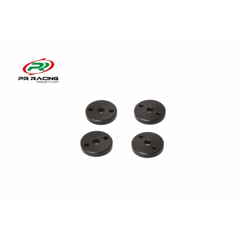 #PR17430116 - Machined Shock Pistons - 2.0mm x 2 Hole (4pcs)