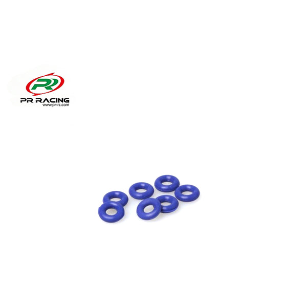 #PR66400676 - TypeR/Evo Shock O-Rings - Blue (8pcs)