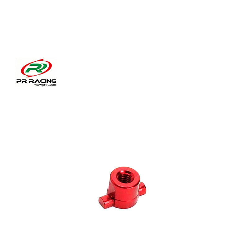 PR66480026 - Ball Differential Nut (Red) For S1
