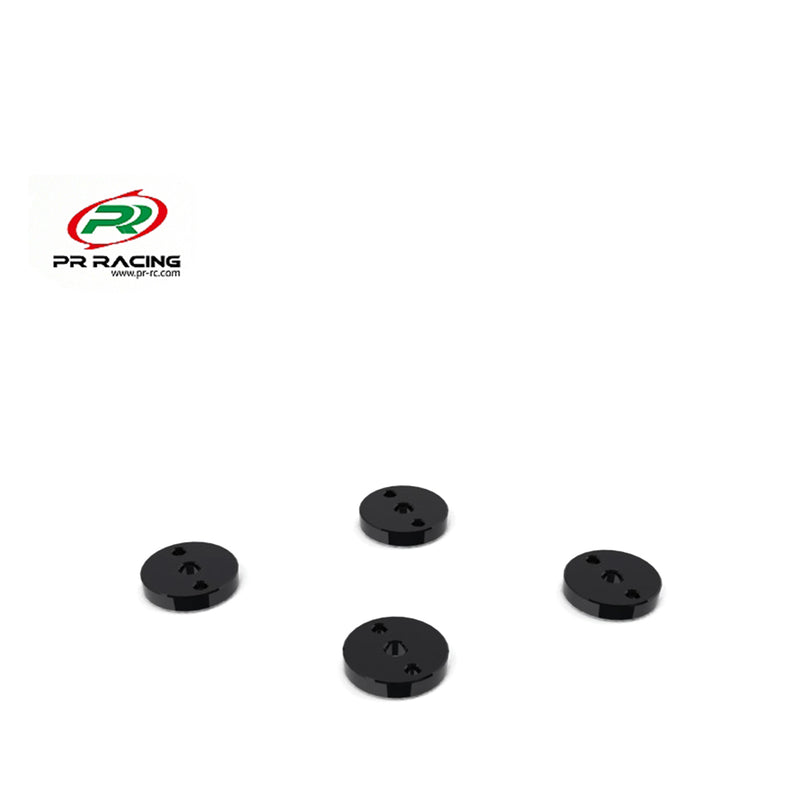 #PR66480706 - Worlds Edition Shock Pistons - High Pack - 1.6mm 2 Hole Pistons (4pc)