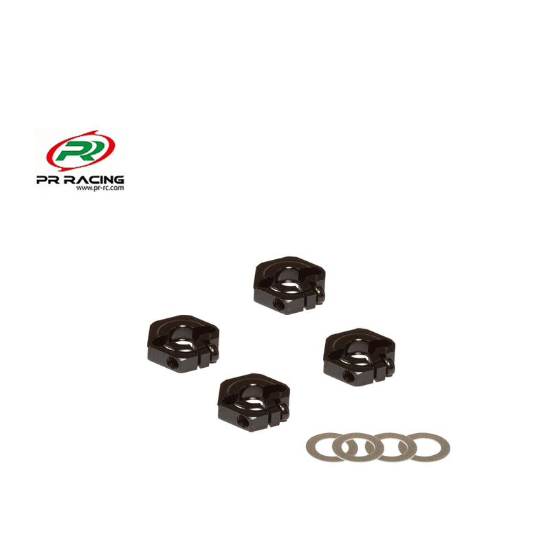 #PR66480726 - ALUMINUM Hexagonal Wheel Stand 3.2mm (4pcs)