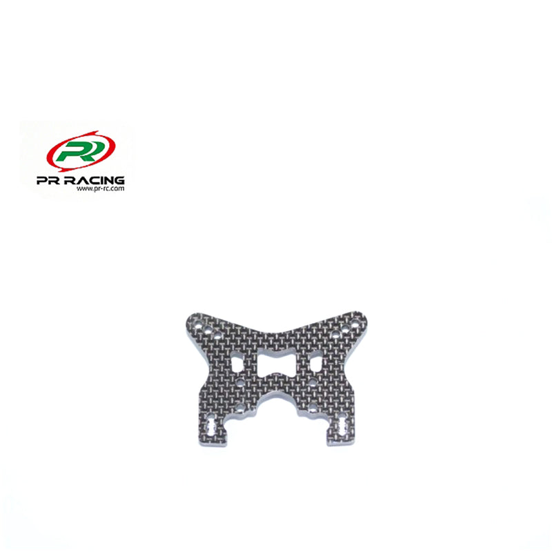 #PR68530016 - Carbon Fibre Front Shock Tower, Low Mount, SB401 (TypeR)