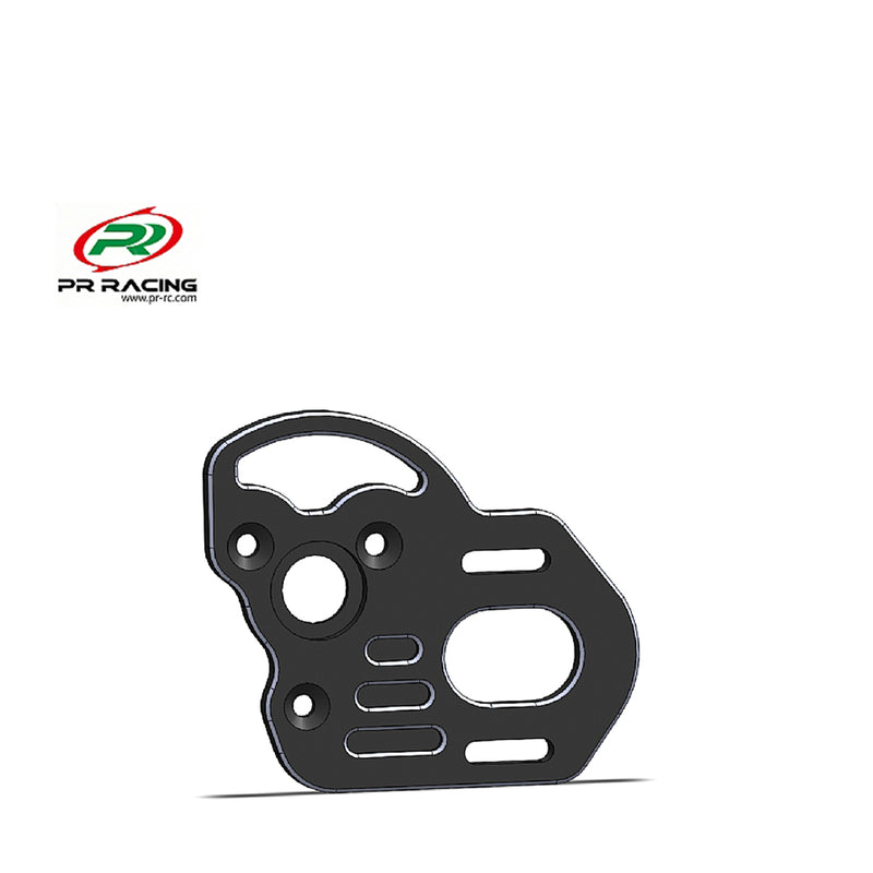 #PR71400656 - S1 V3(FM) 2019 Carbon Fibre Motor Plate -2mm Motor Height
