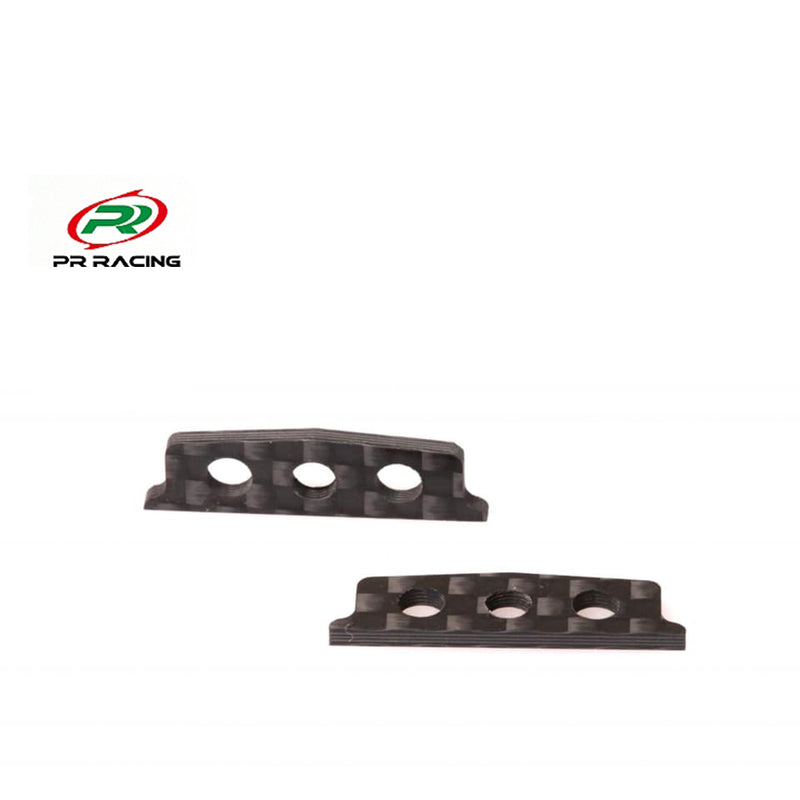 "#PR75530086- Narrow S1V3FM Carbon Fiber RR ""Top"" hanger spacer 1.5mm"