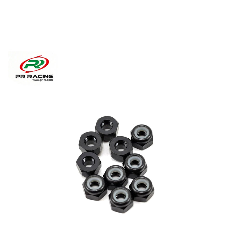 #PR83400106 - M3 Lock Nut 3mm (10pcs)