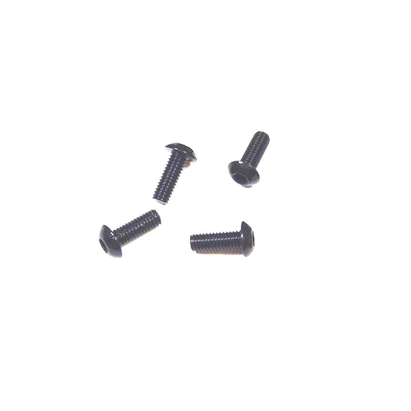 #SB3X10 - M3x10 Button Head Screw x 4