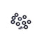 #SH10 - 1.0mm Spacer (Gray)