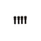#ST24M - Long 4.8mm ballstud