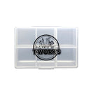 #TT-047 - TWORK's 6 Case Hardware Storage Boxes