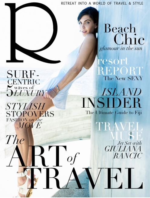 RETREAT MAGAZINE