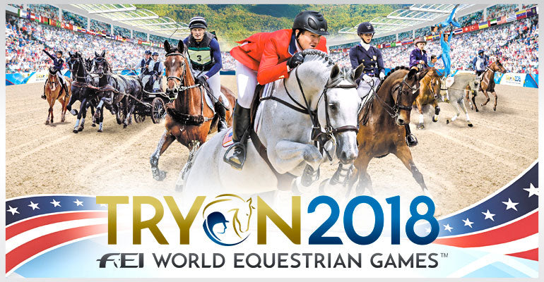 TRYON 2018 FEI WORLD EQUESTRIAN GAMES