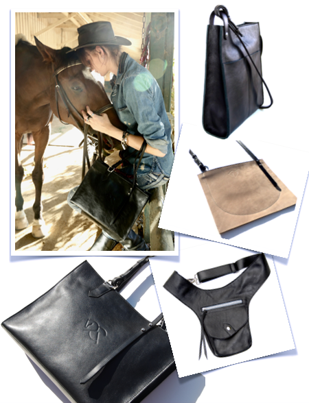 Hand Bags - Equestrian Inspired- AtelierCG™ - Holiday Gifts2018