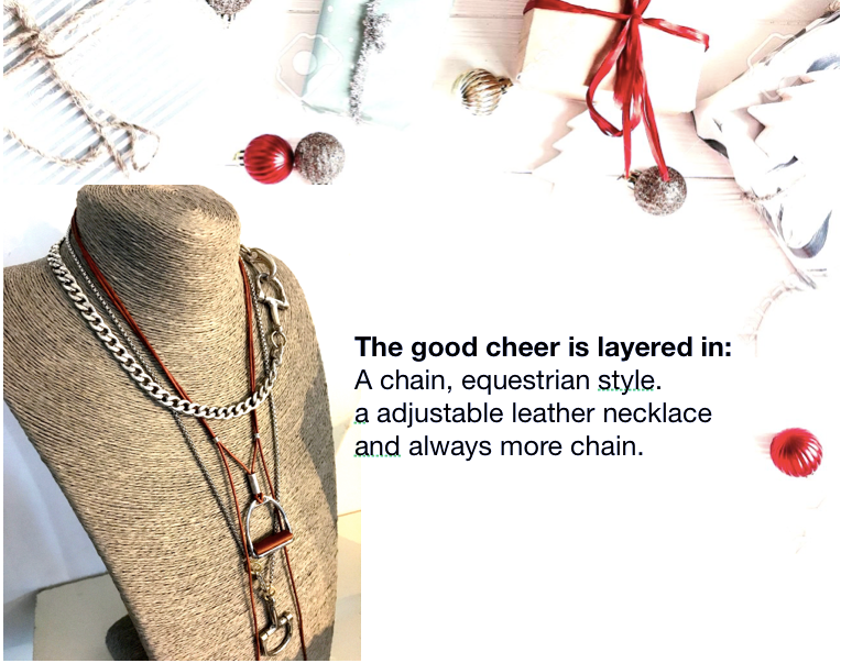 Must have Equestrian Jewelry for the Holiday Season - AtelierCG2