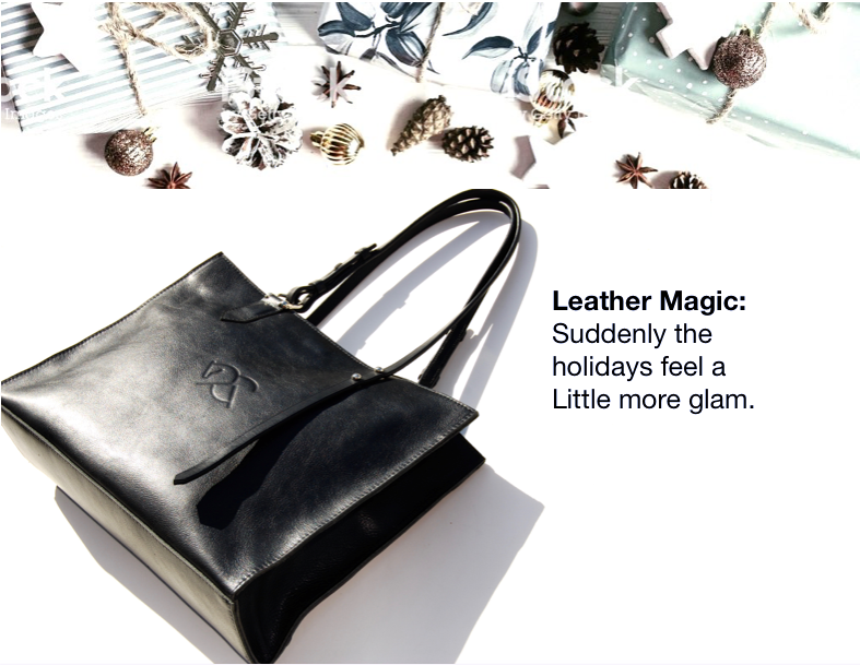Leather styles - AtelierCG™ - Holiday Shopping Guide