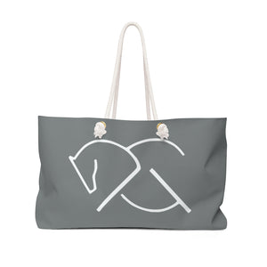 KHUMBA TOTE Dapple Grey | Stable Style | Equestrian Bag - AtelierCG™