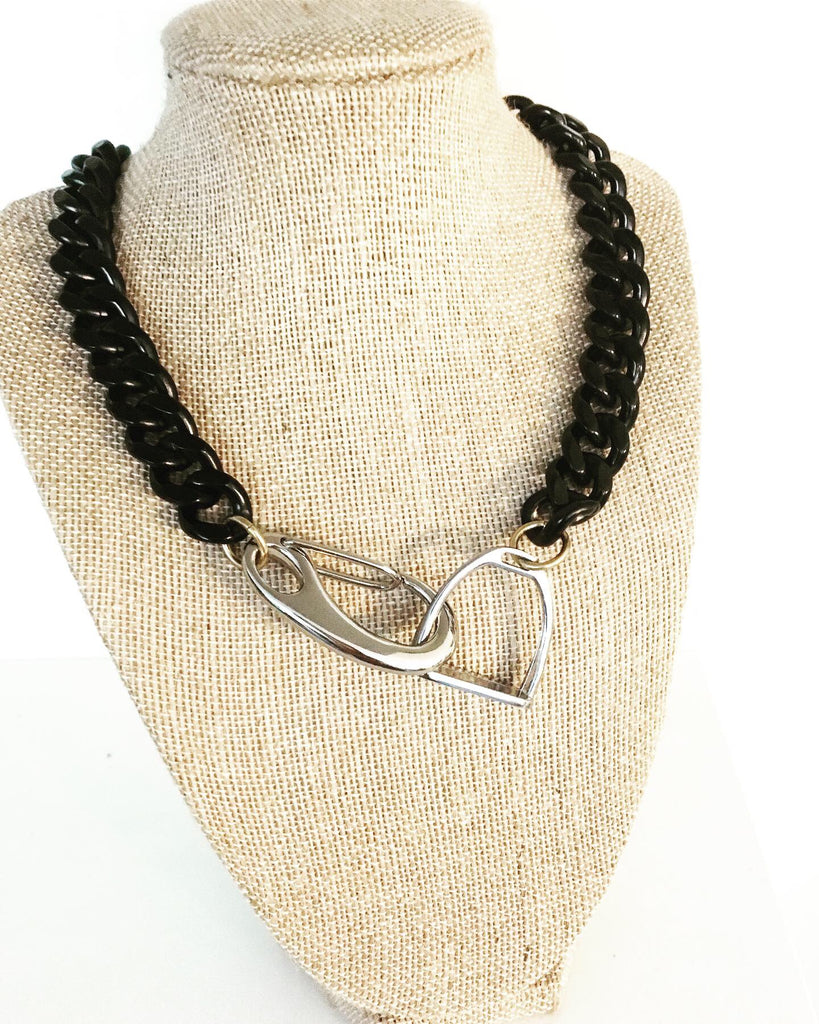 SIR BARTON CHOKER | Breeders Cup Limited | Equestrian Jewelry | Necklace - AtelierCG™