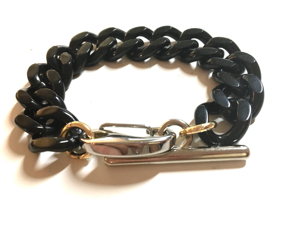 TRIGGER CURB CHAIN BRACELET | Equestrian Jewelry | Equestrian Gifts - AtelierCG™