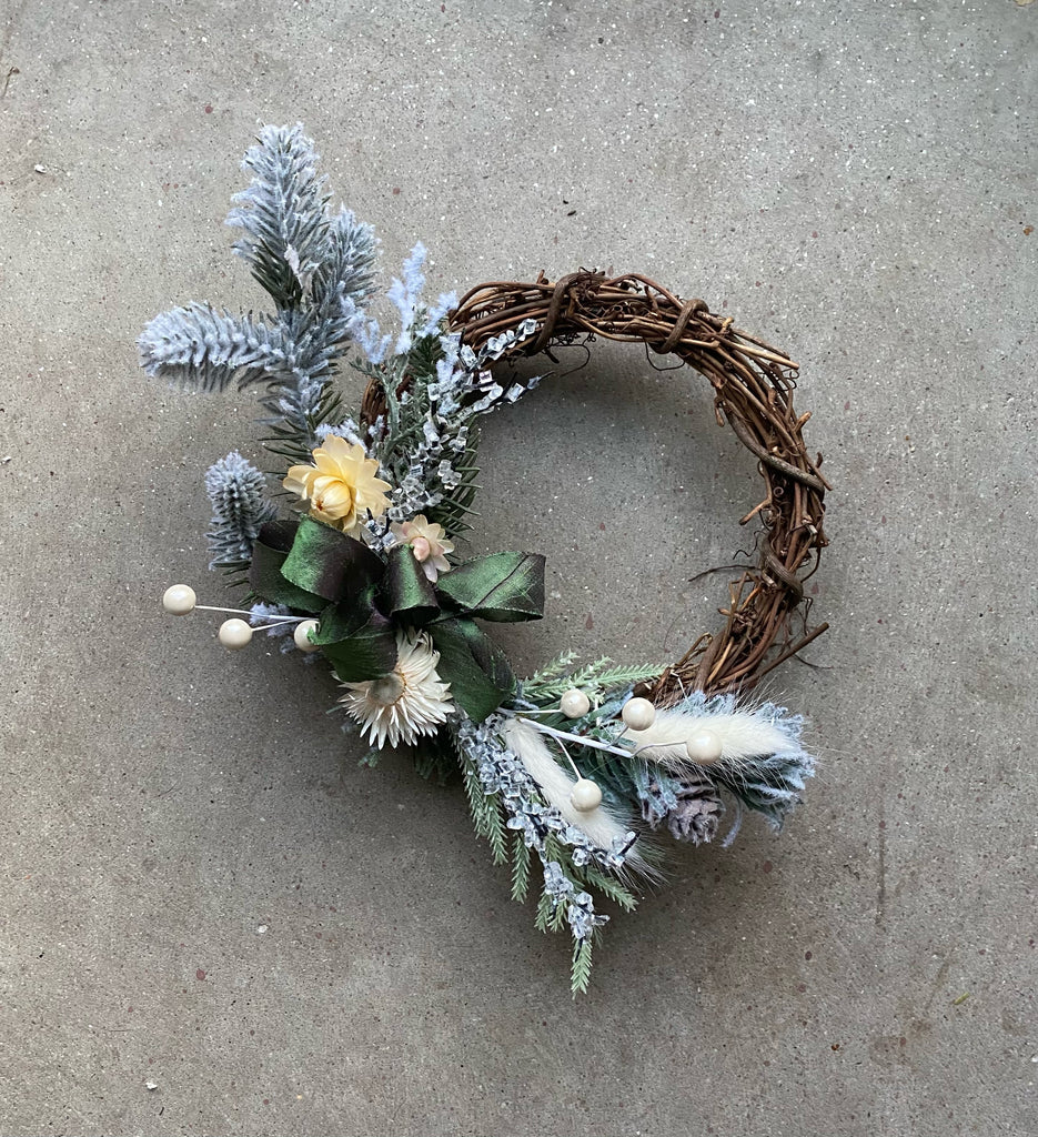Winter mini Wreath