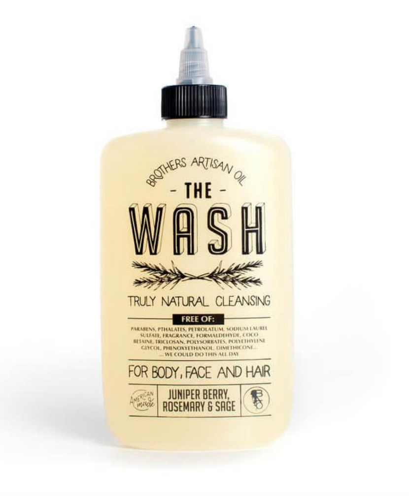 Brothers Artisan Oil- All Natural Multipurpose Wash