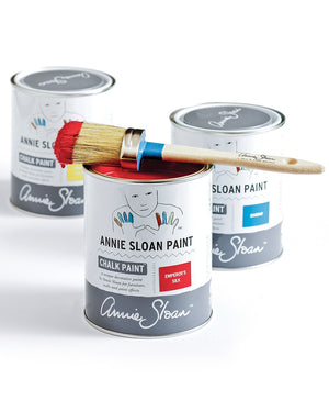 Chalk Paint® by Annie Sloan - Pure Bristle Brushes