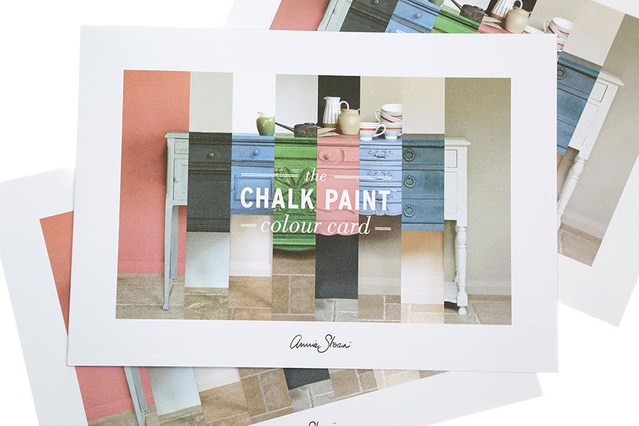 Chalk Paint® by Annie Sloan - Color Chart