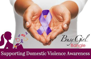 Supporting Domestic Violence Awareness