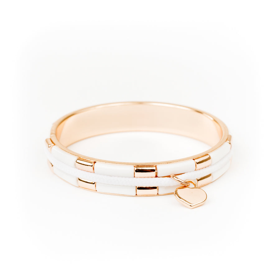 NEW! Ivory Collection - Rose Gold