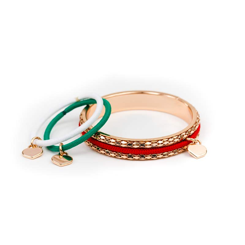 Christmas Collection - Rose Gold Bangle