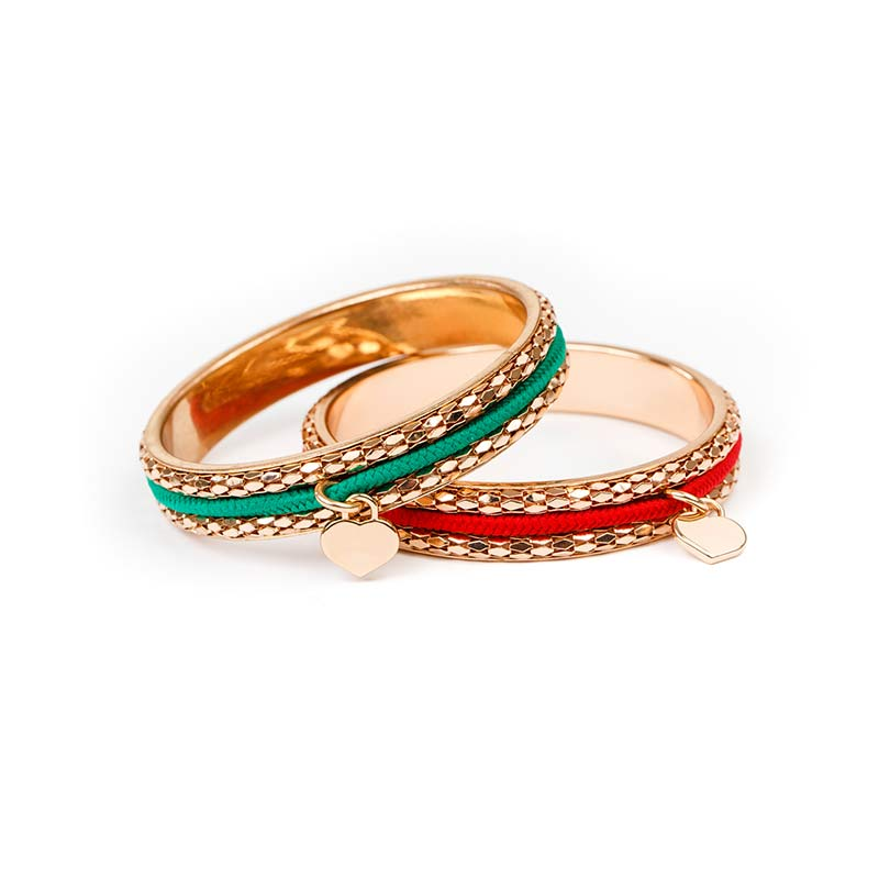 Christmas Collection Bangles - 2 Pack