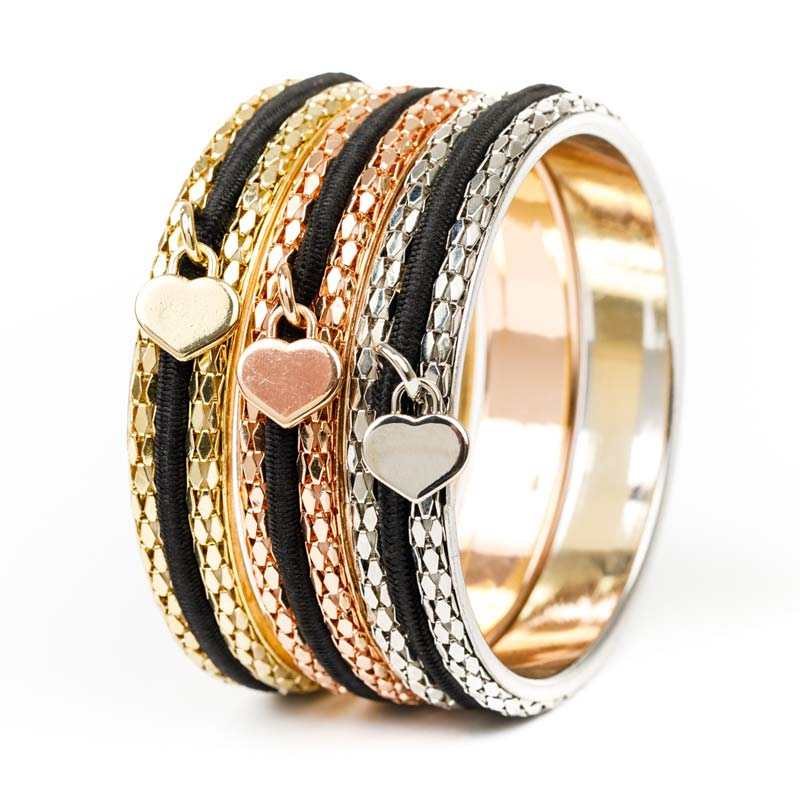 Set of 3 Busy Girl Bangles