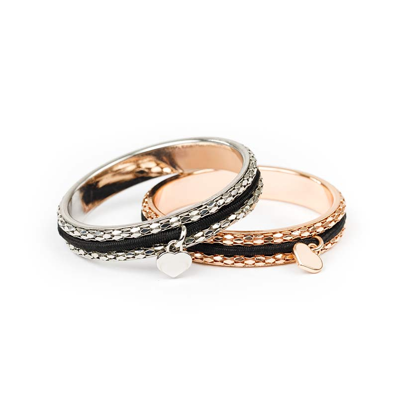 Set of 2 Busy Girl Bangles