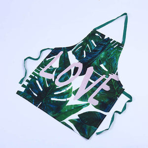 Tropical Love Apron