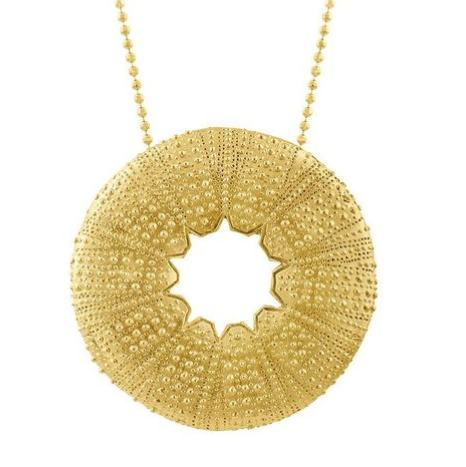 SEA URCHIN LARGE NECKLACE