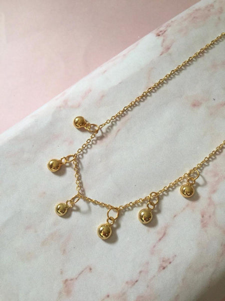 Six Dots Necklace