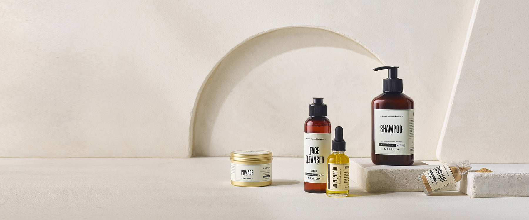 Maapilim - Grooming essentials from the Great Sea