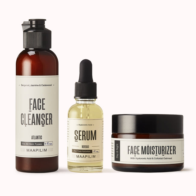 Deep Moisture Face Set