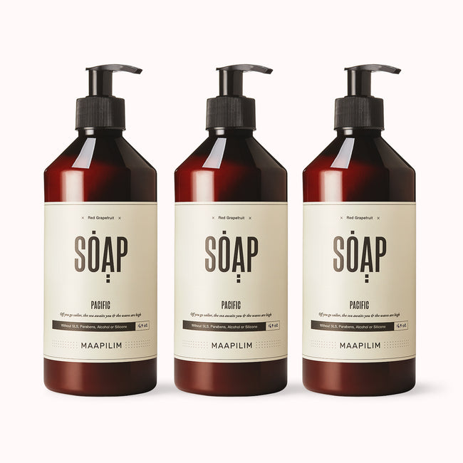 Soap - Pack of 3
