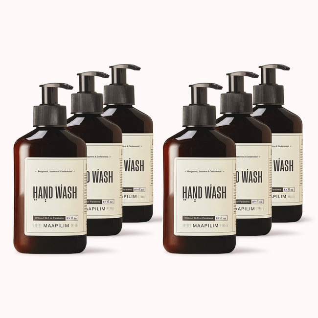 Hand Wash - Pack of 6