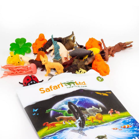 Safari Ltd Good Luck Minis Blind Bag Mini Figures