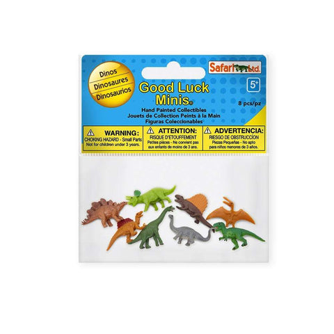 Dinos Fun Pack Good Luck Minis Toy Set